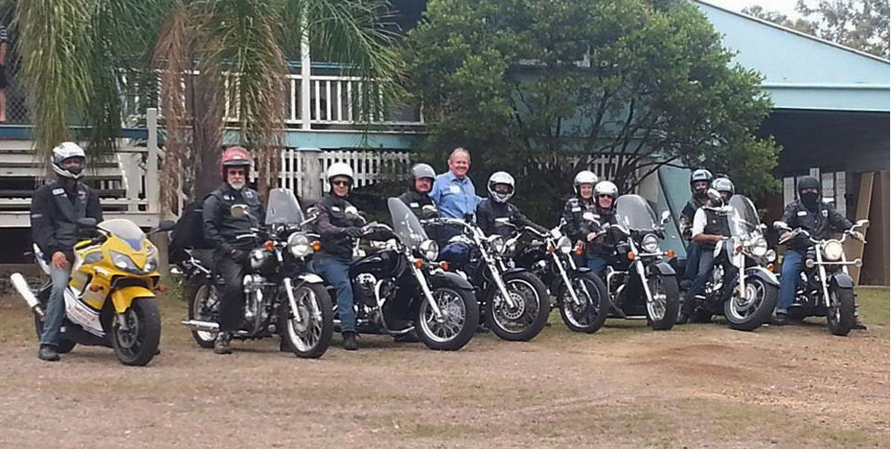 Welcome to the Australian Road Riders for Jesus Motorcycle Ministry